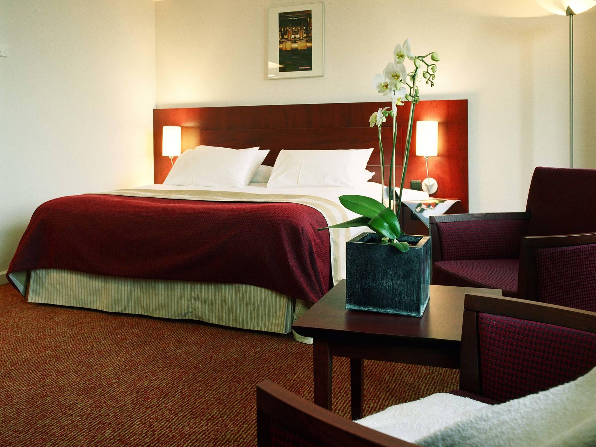 호텔 – 호텔 머큐어 브뤼셀 에어포트