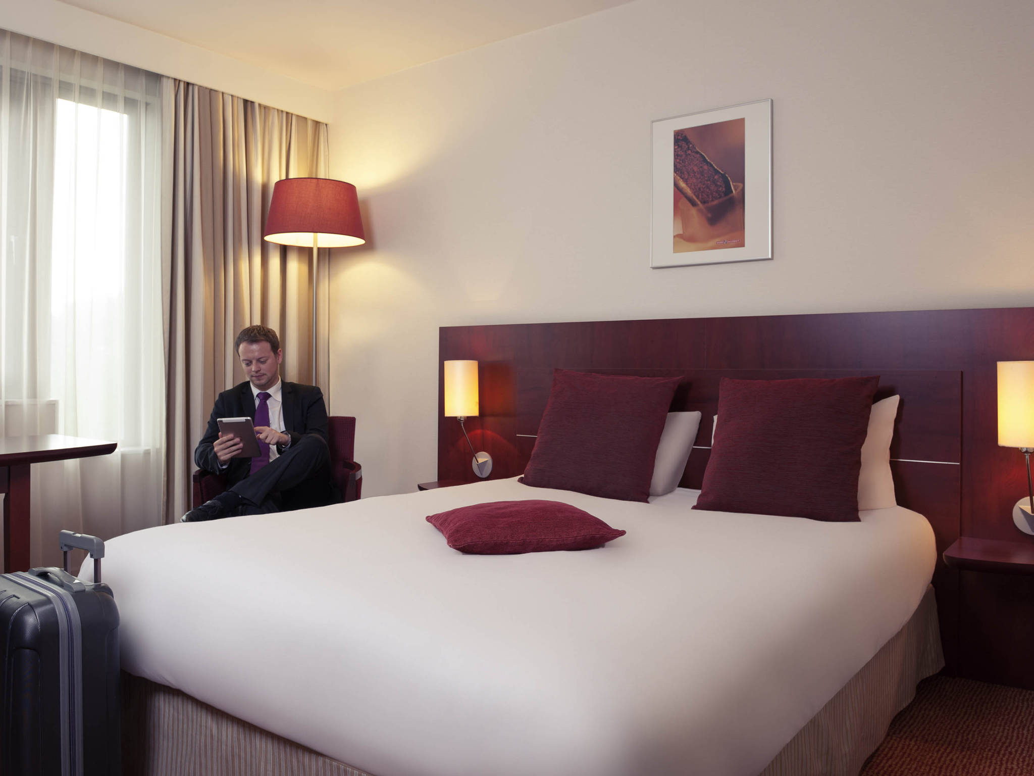 Airport Bed Hotel Business Hotel Brussels Airport Mercure Near Zaventem
