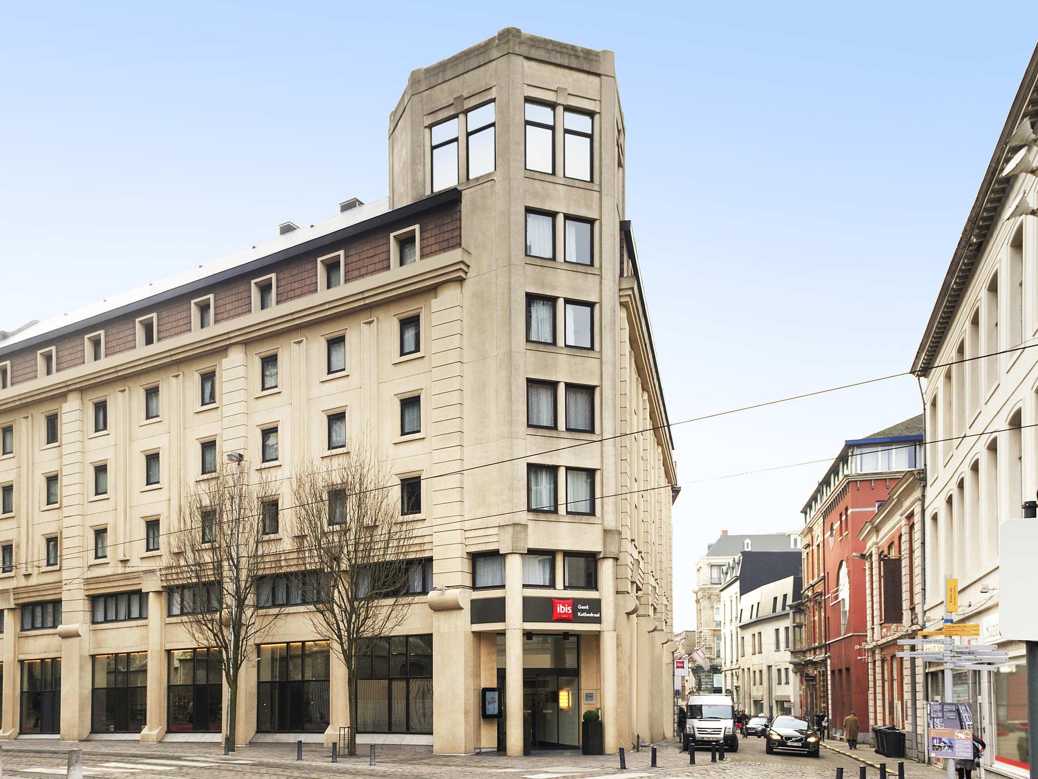 Hotell – ibis Gent Centrum St Baafs Kathedraal