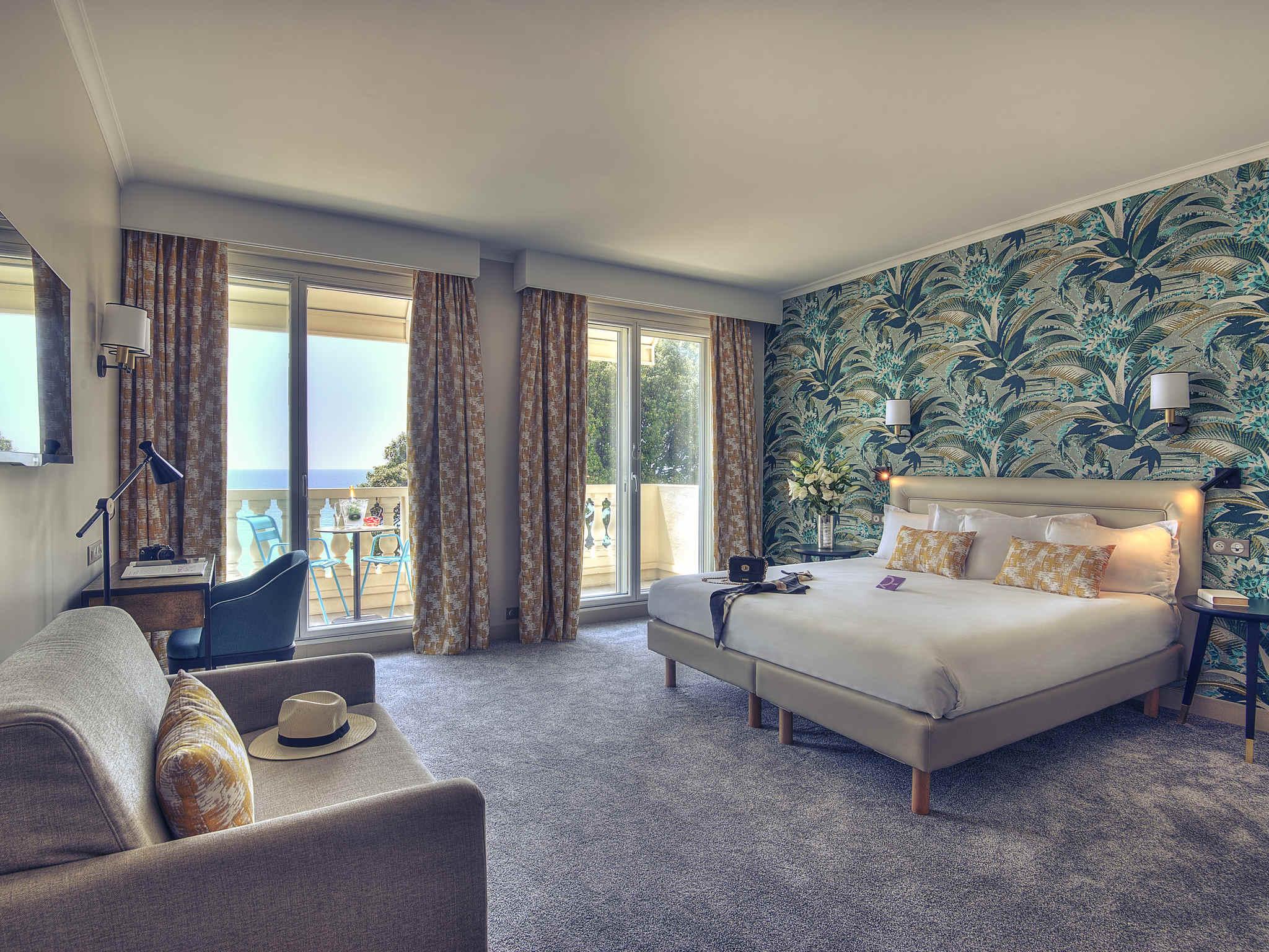 โรงแรม – Hôtel Mercure Nice Marché aux Fleurs