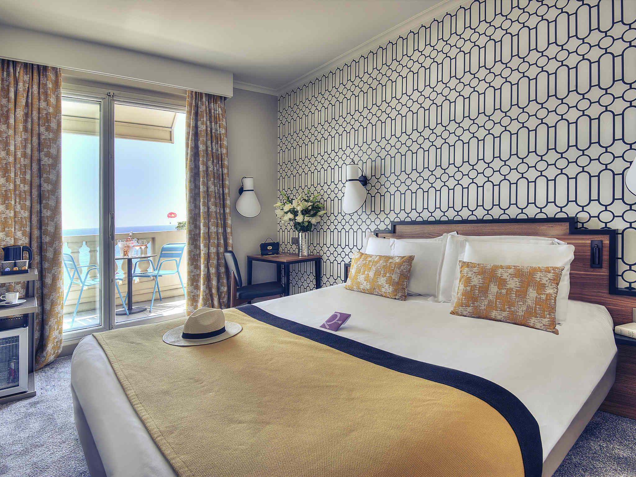 Hotel in NICE - Mercure Nice Marche aux Fleurs Hotel