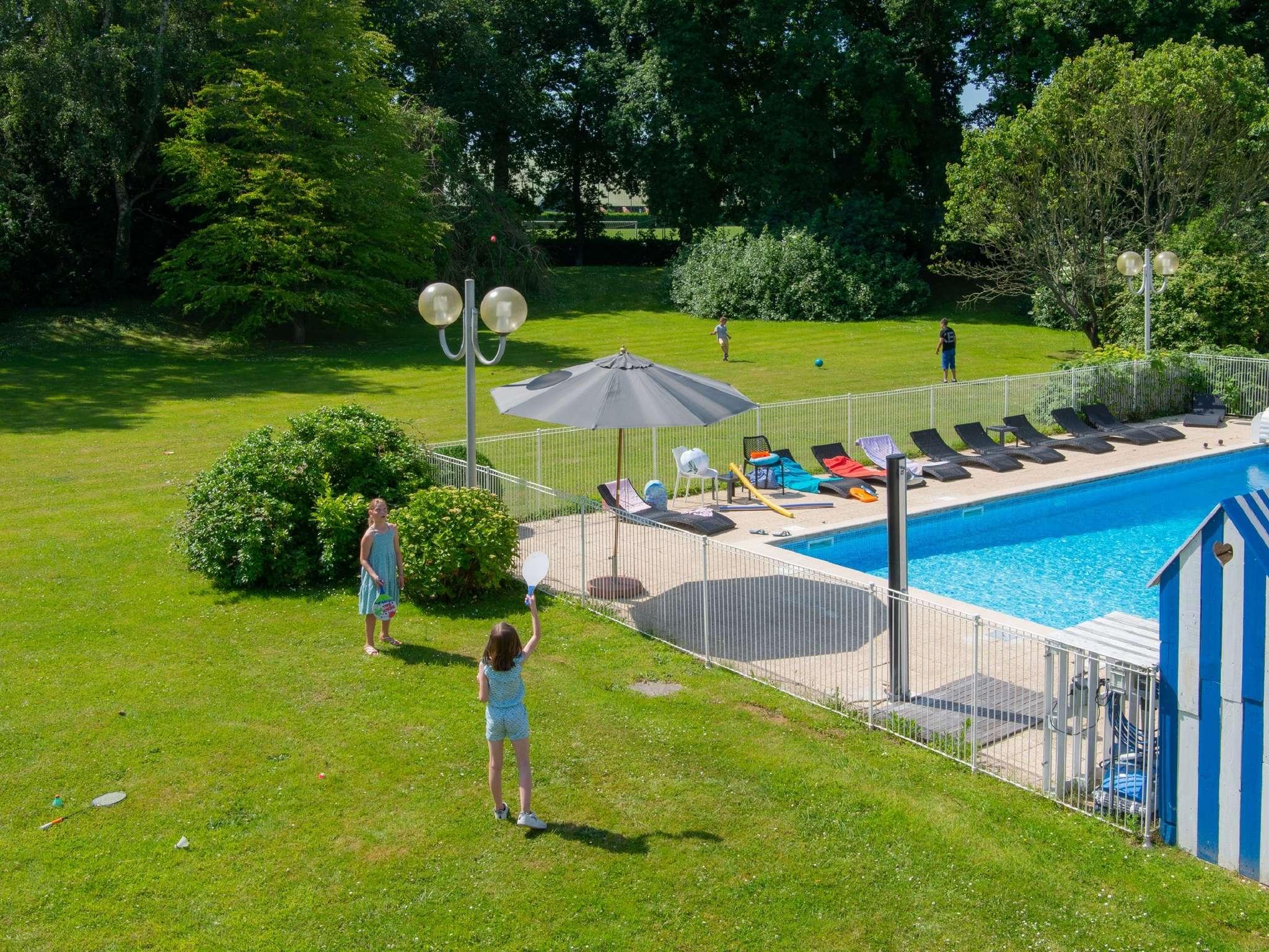 โรงแรม – Novotel Bayeux