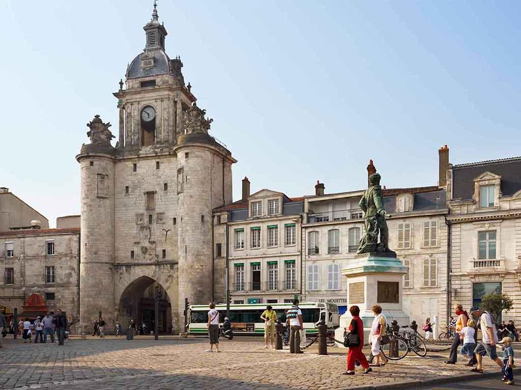 Hotel La Rochelle Centre Ville