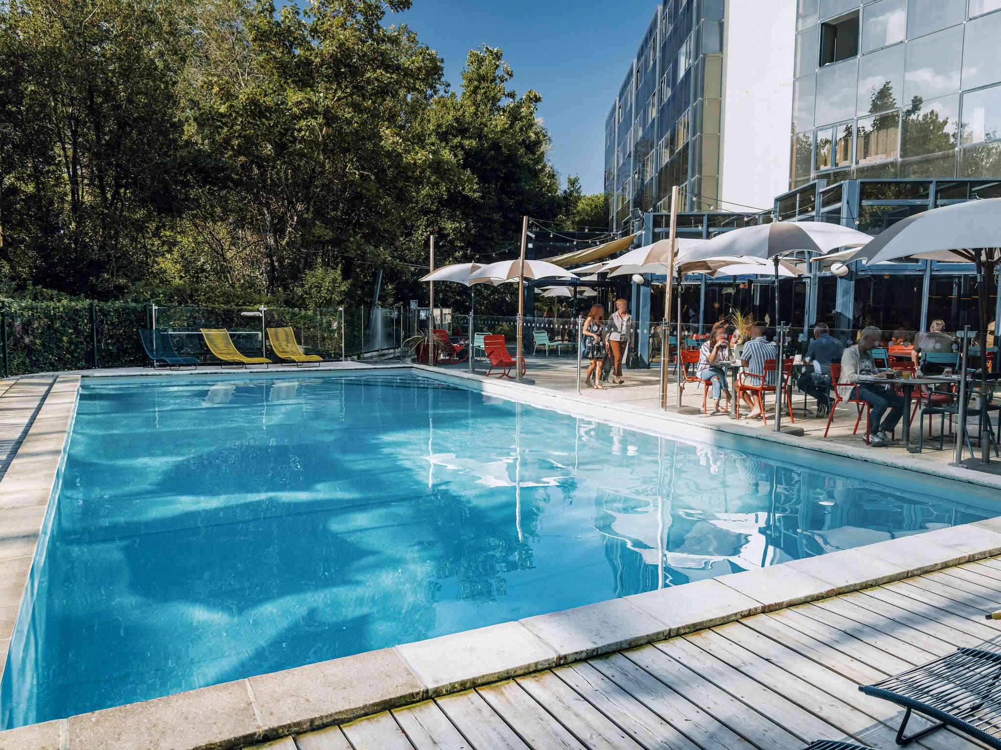 โรงแรม – Novotel La Rochelle Centre
