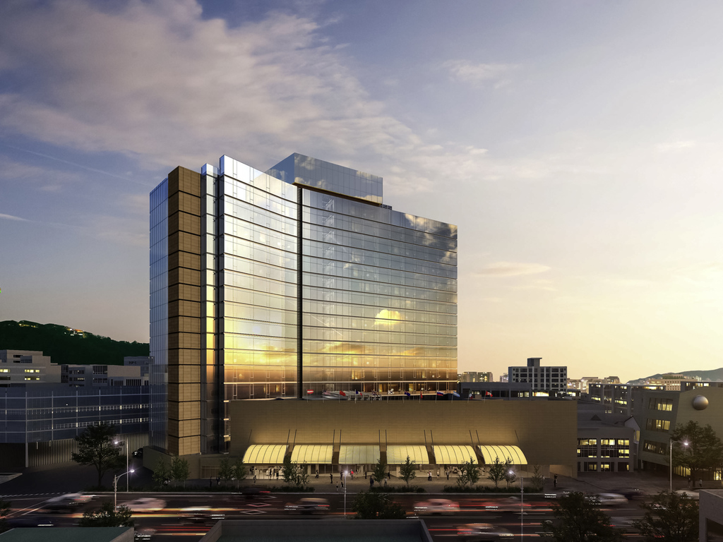 Grand Ambassador Seoul — Associated with Pullman