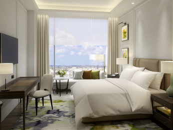 Rooms - Grand Ambassador Seoul associated Pullman
