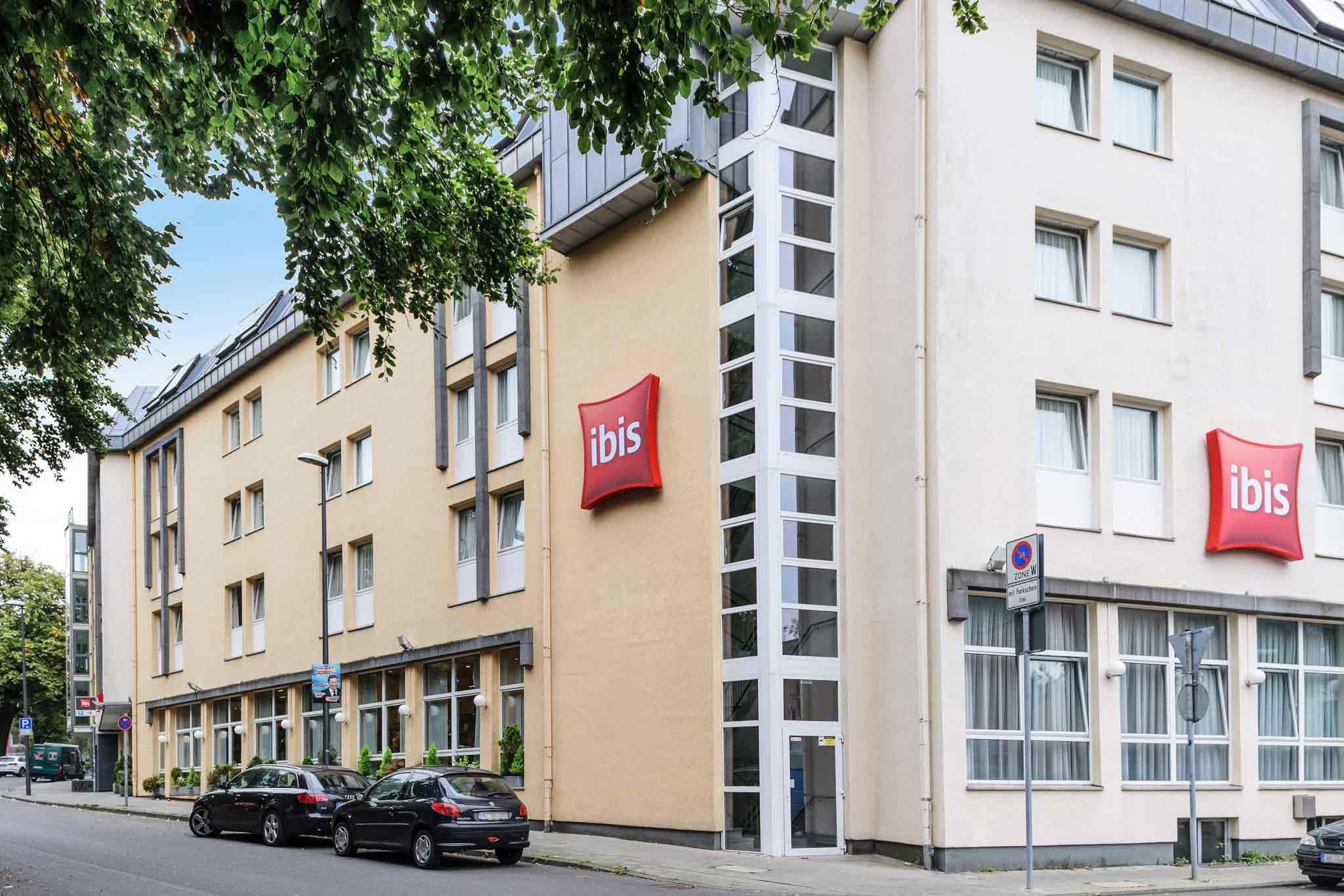 Ibis Hotel Aachen Marschiertor La Chapelle Aachen