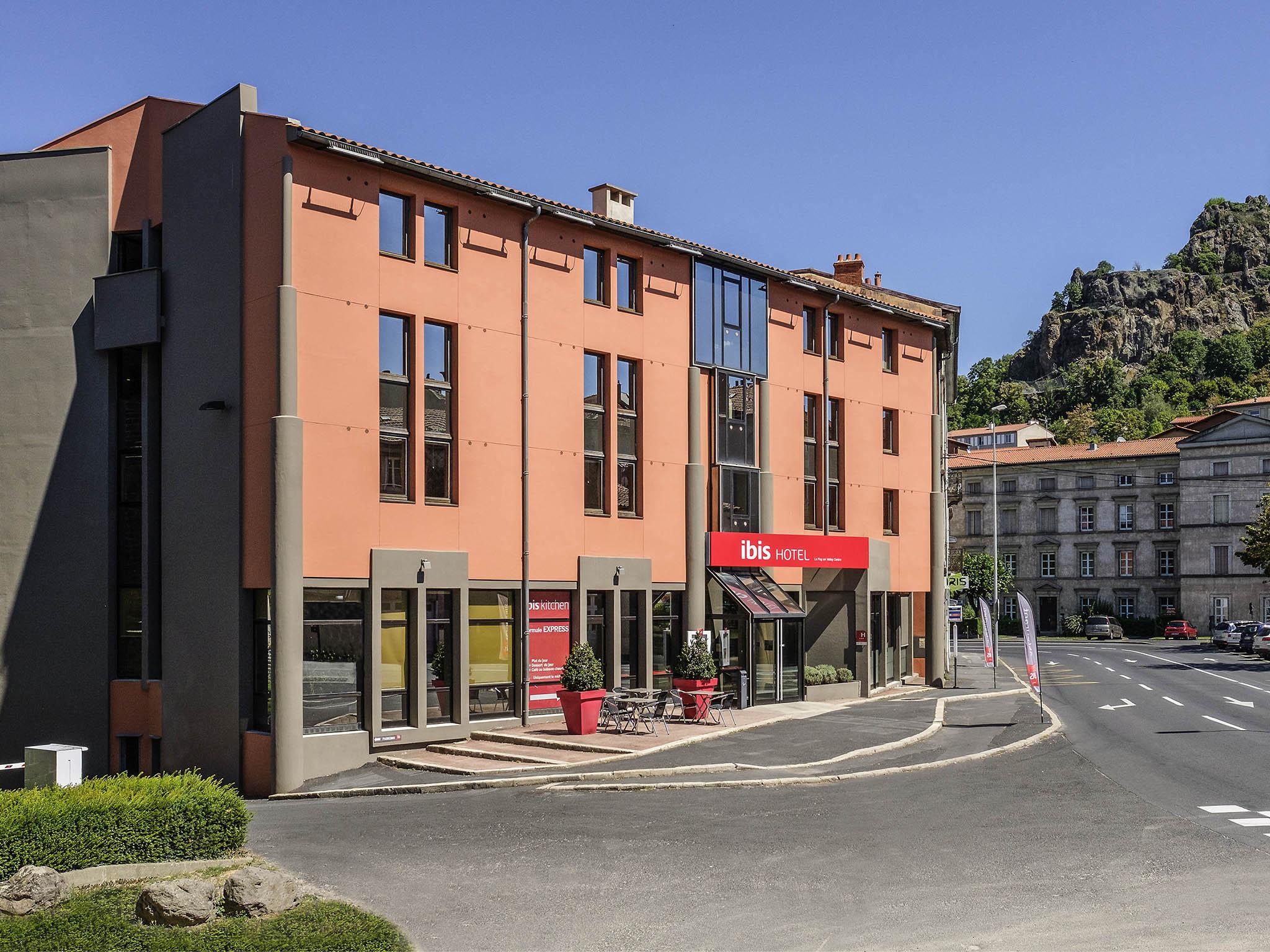 Hotell – ibis Le Puy-en-Velay Centre