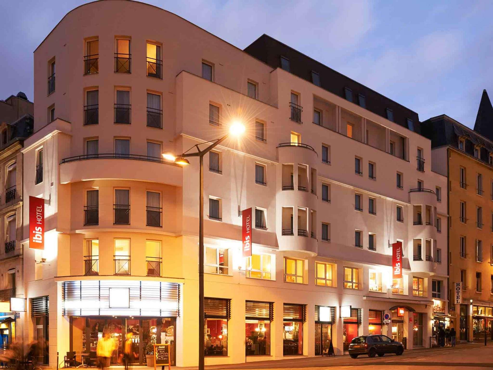 Hotel – ibis Nancy Centre Gare et Congres