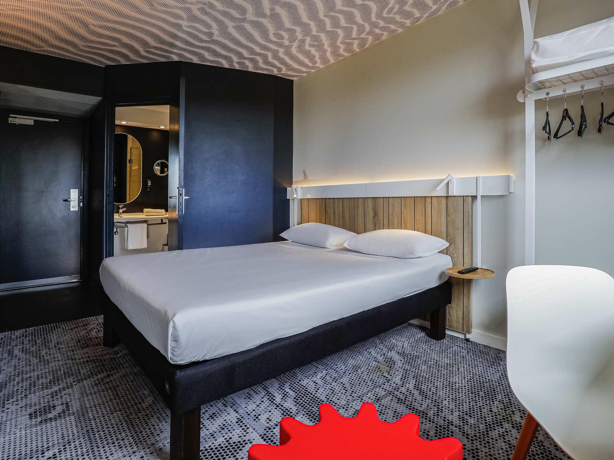 โรงแรม – ibis Luxembourg Aéroport