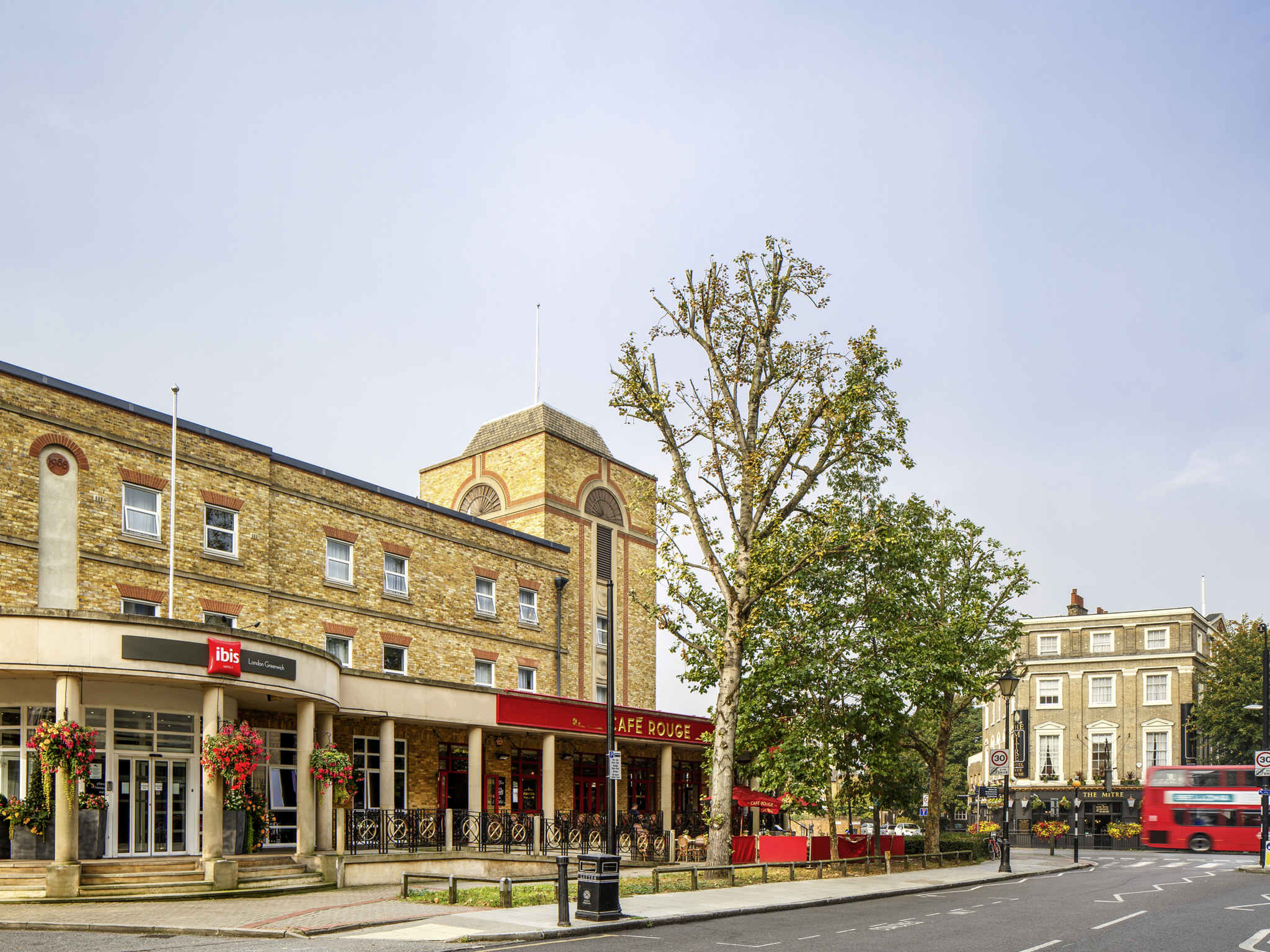 Ibis London Greenwich Hotel London
