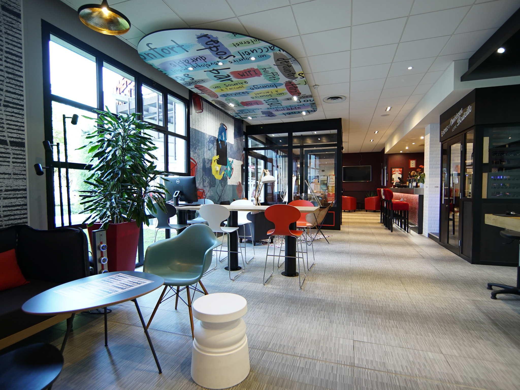 โรงแรม – ibis Villepinte Parc Expos