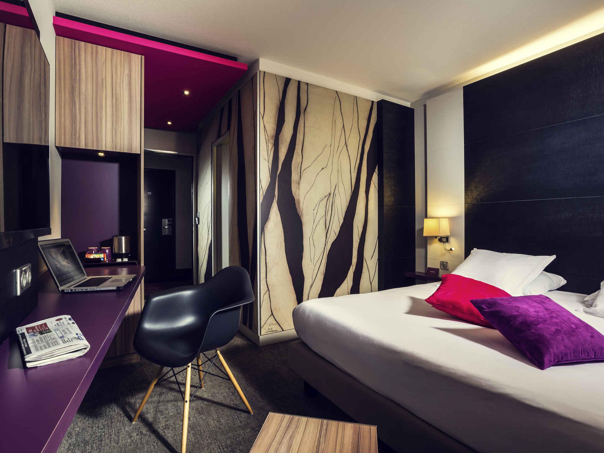 酒店 – 科尔马中心恩特林顿美居酒店