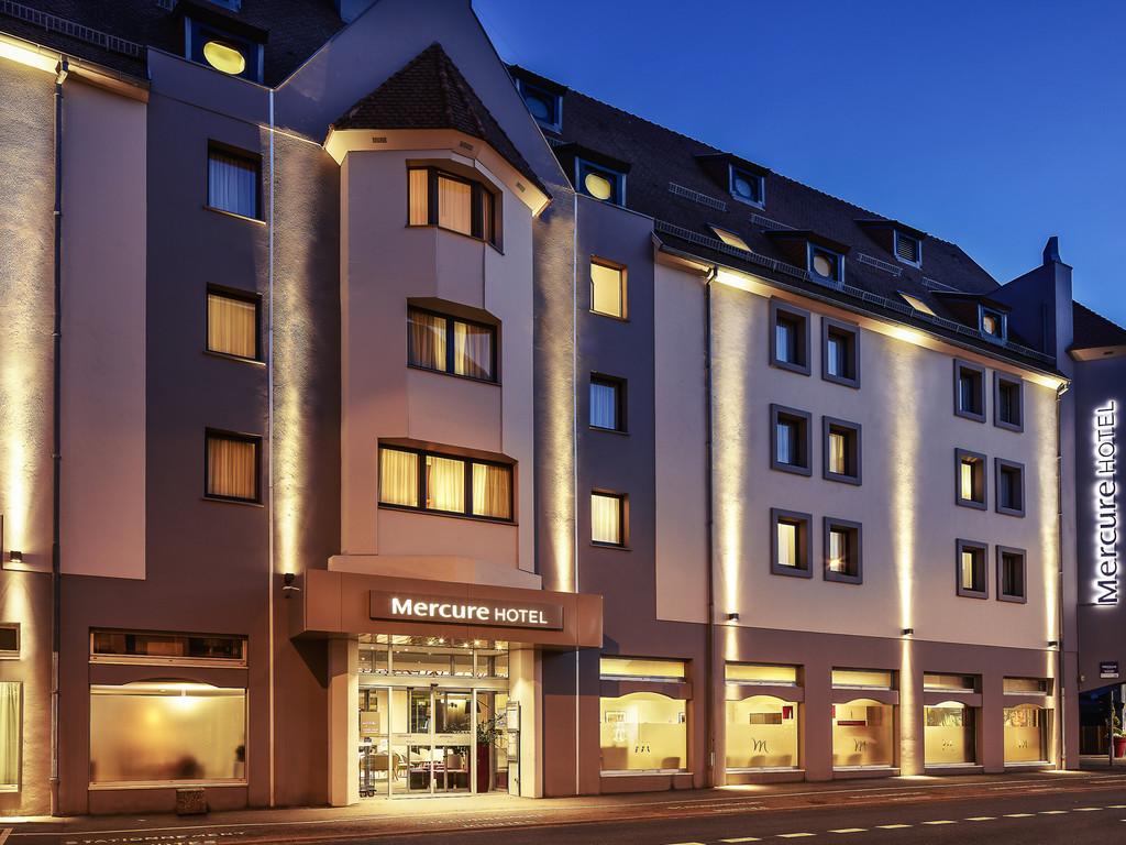 Hotel in colmar mercure colmar centre unterlinden hotel for Hotels colmar