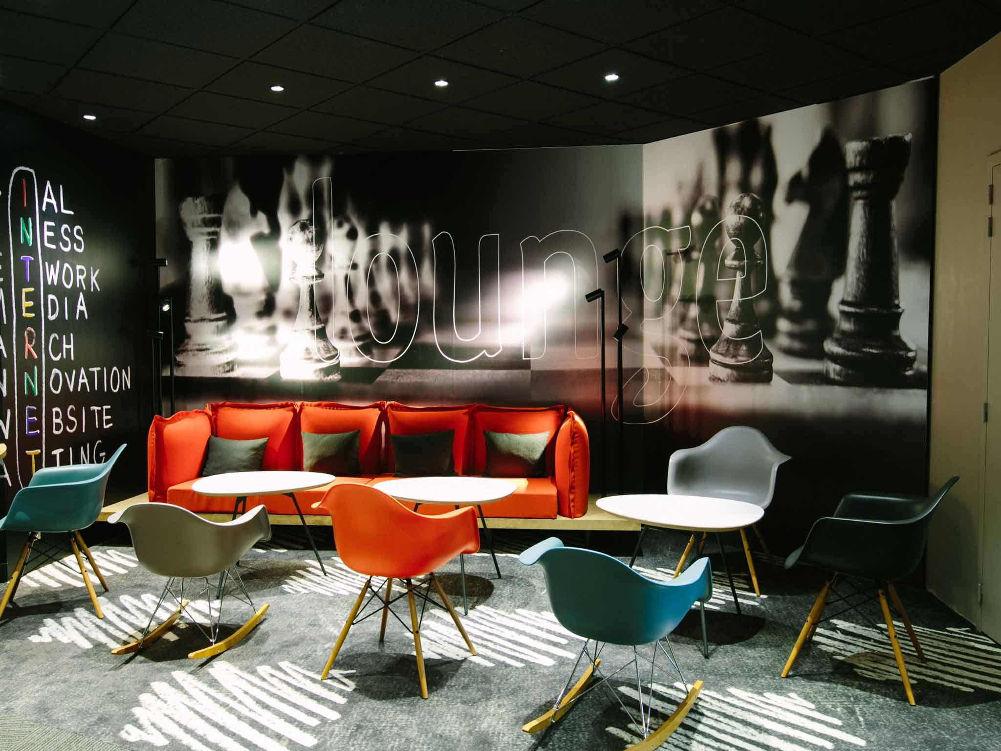 Hotell – ibis Alençon