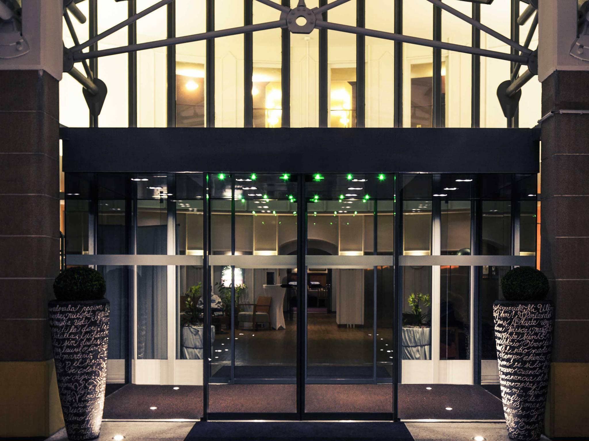 ... Hotel   Hotel Mercure Salzburg City ...