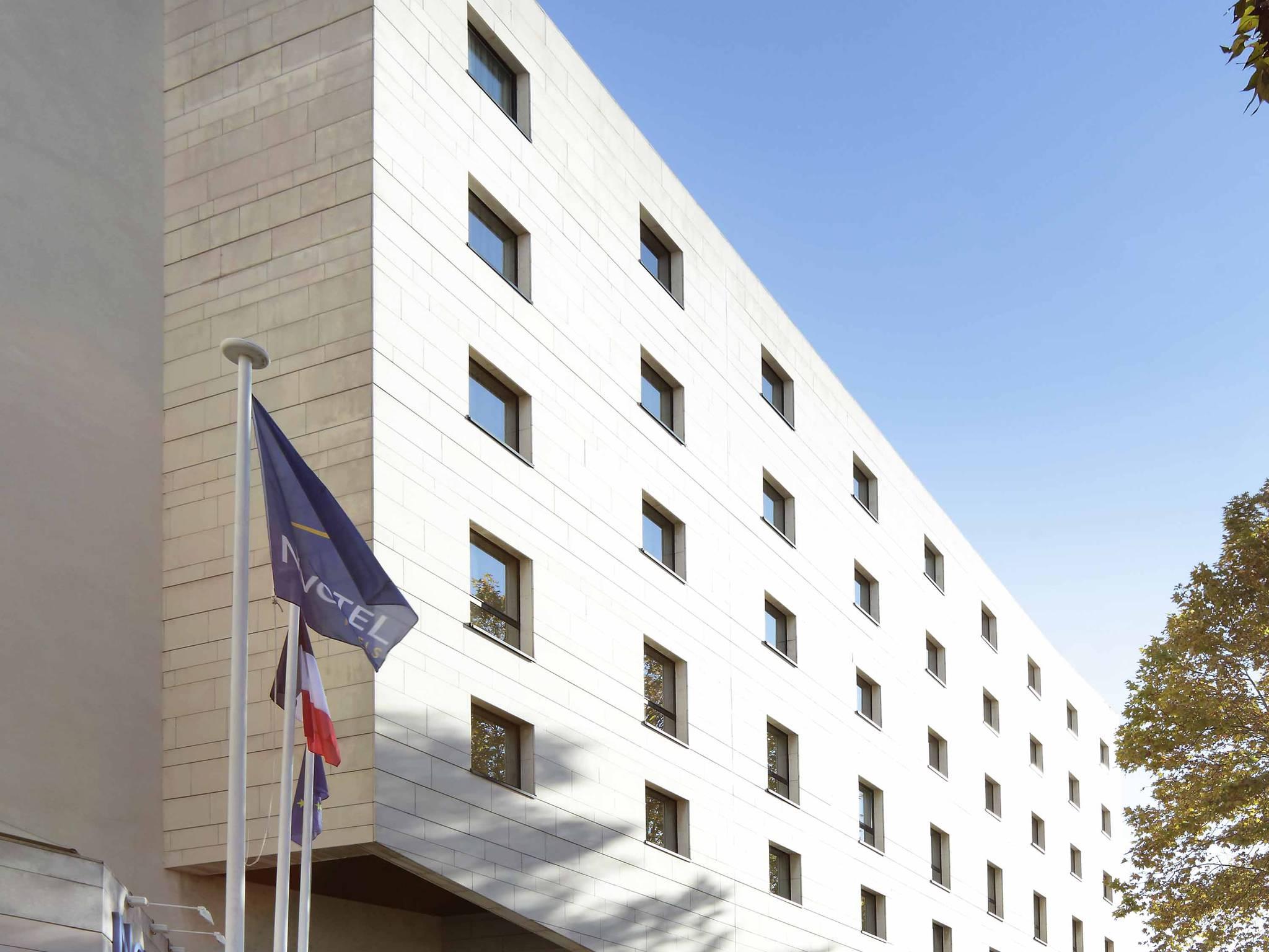 Отель — Novotel Атриа Ним Центр