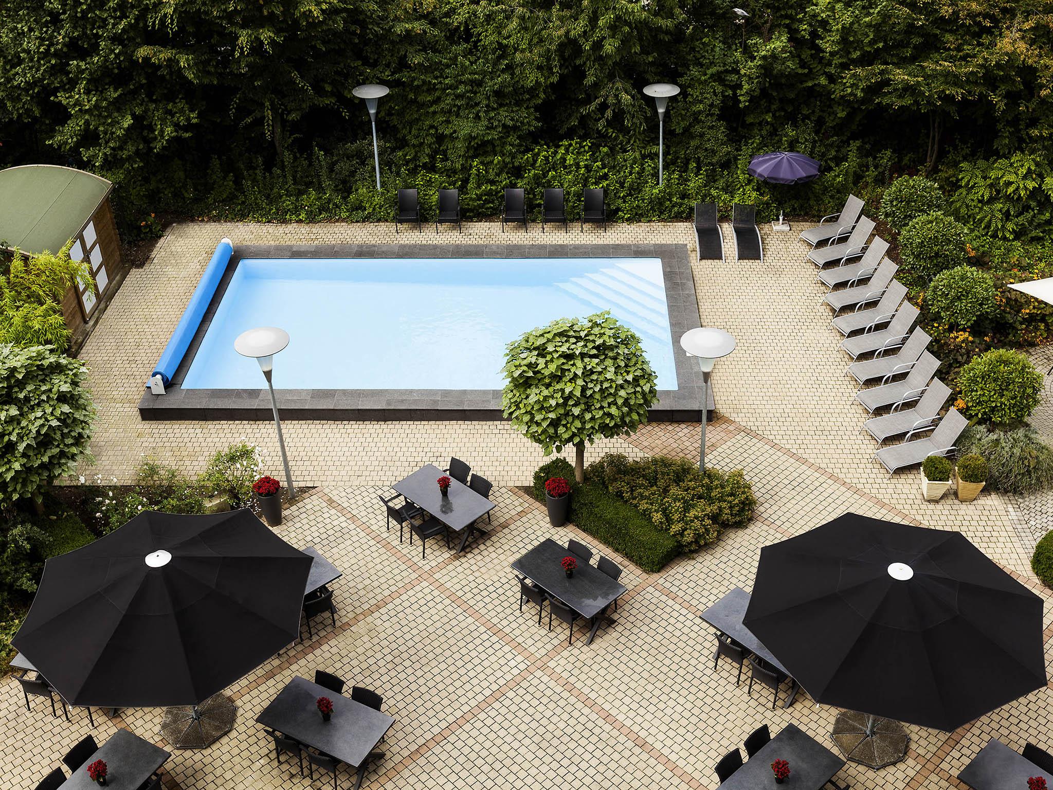 โรงแรม – Novotel Maastricht