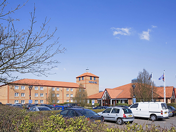 Destino - Novotel Stevenage