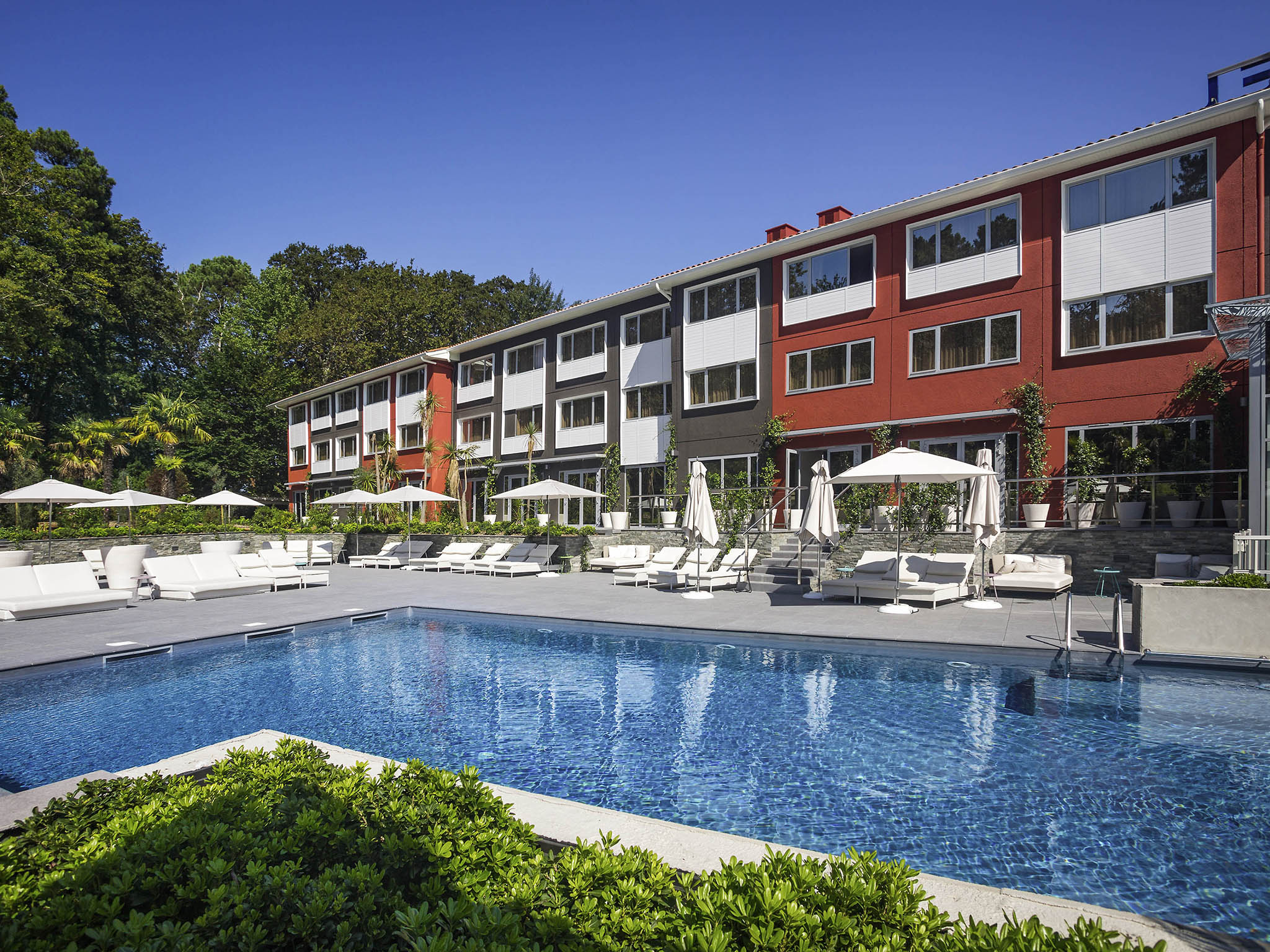 Hôtel - Novotel Resort & Spa Biarritz Anglet