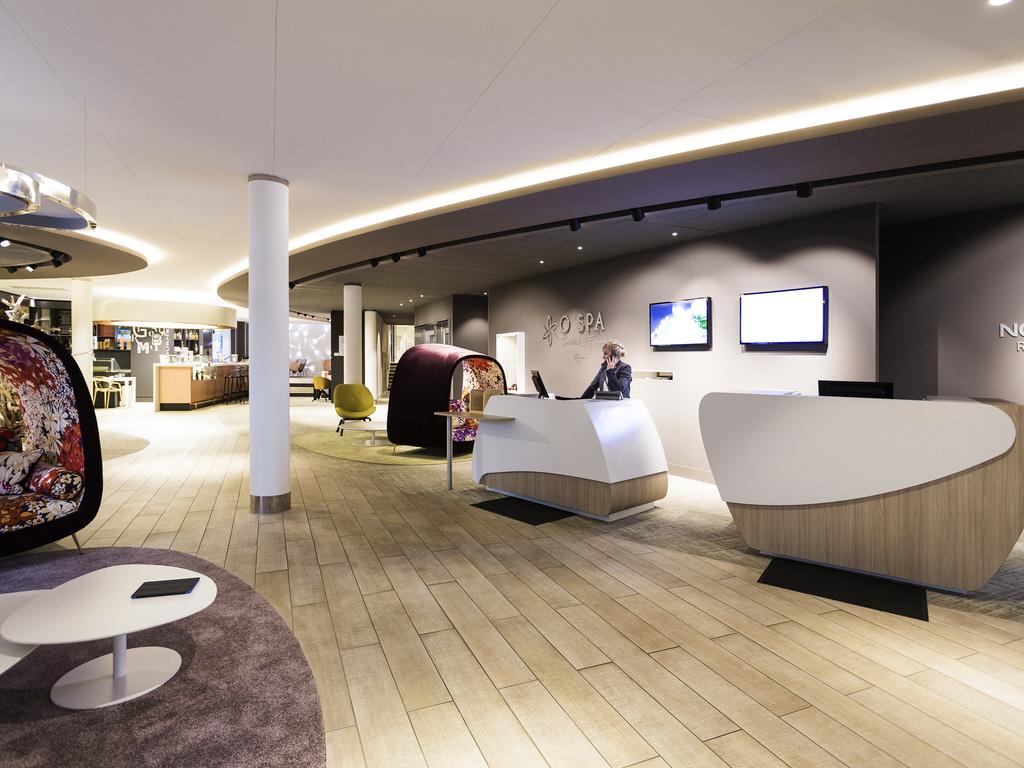 hotel anglet novotel resort spa biarritz anglet. Black Bedroom Furniture Sets. Home Design Ideas