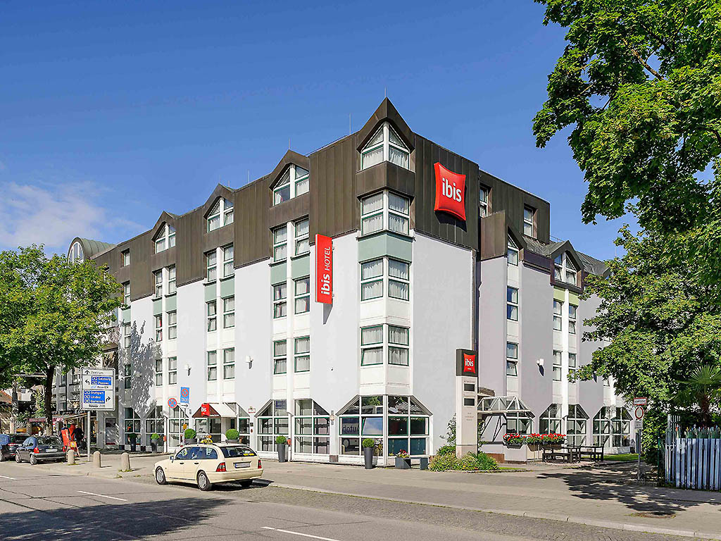 Hotel ibis munich city book your hotel in munich now for Gunstige hotels in munchen