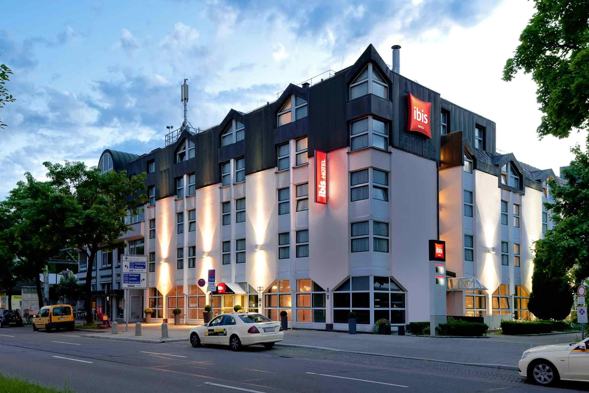 Отель — ibis Мюнхен Сити Север