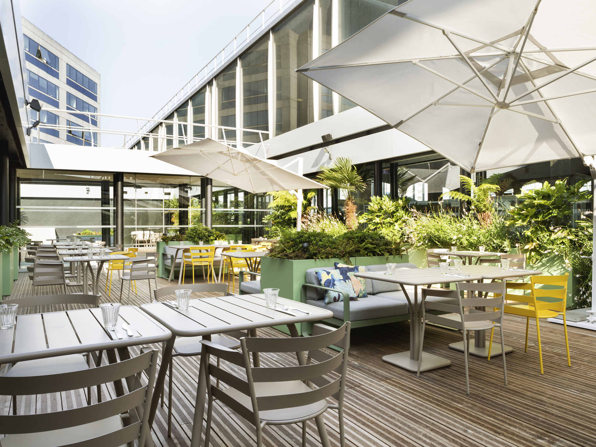 酒店 – 巴黎戴高乐机场候机楼诺富特酒店