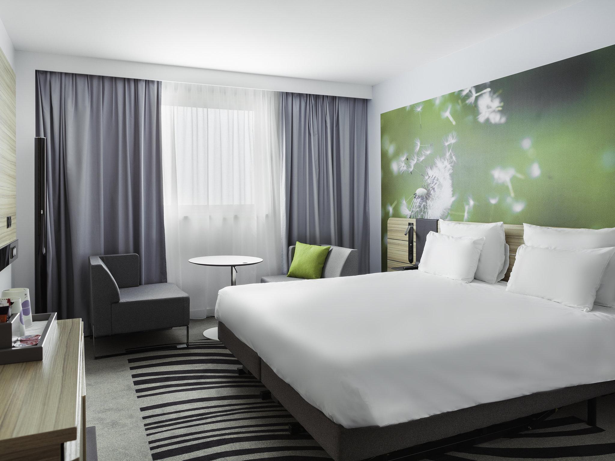 ホテル – ノボテルパリシャルルドゴールテルミナル