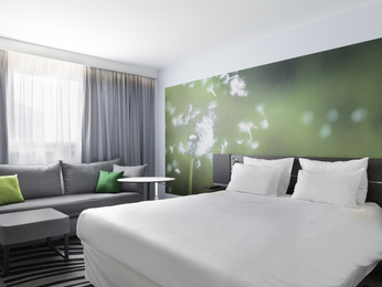 Rooms - Novotel Paris Charles de Gaulle Airport
