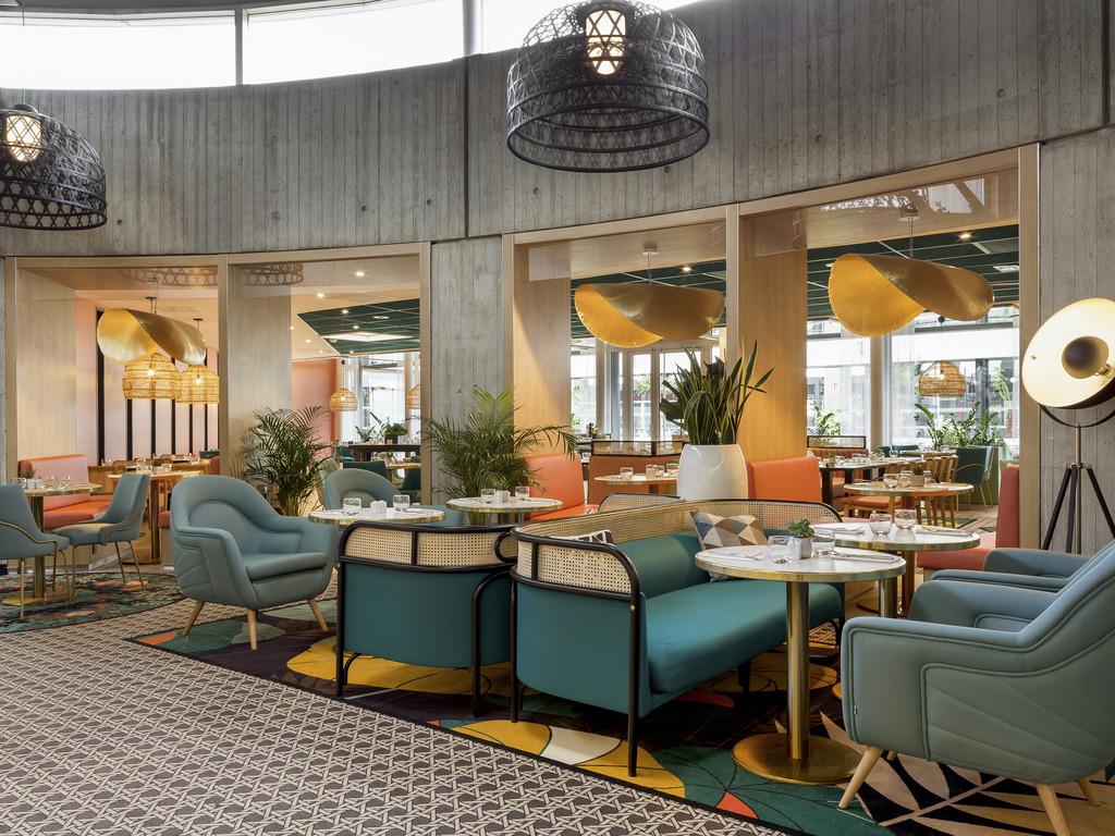 Novotel Cafe Tremblay En France Restaurants By Accor