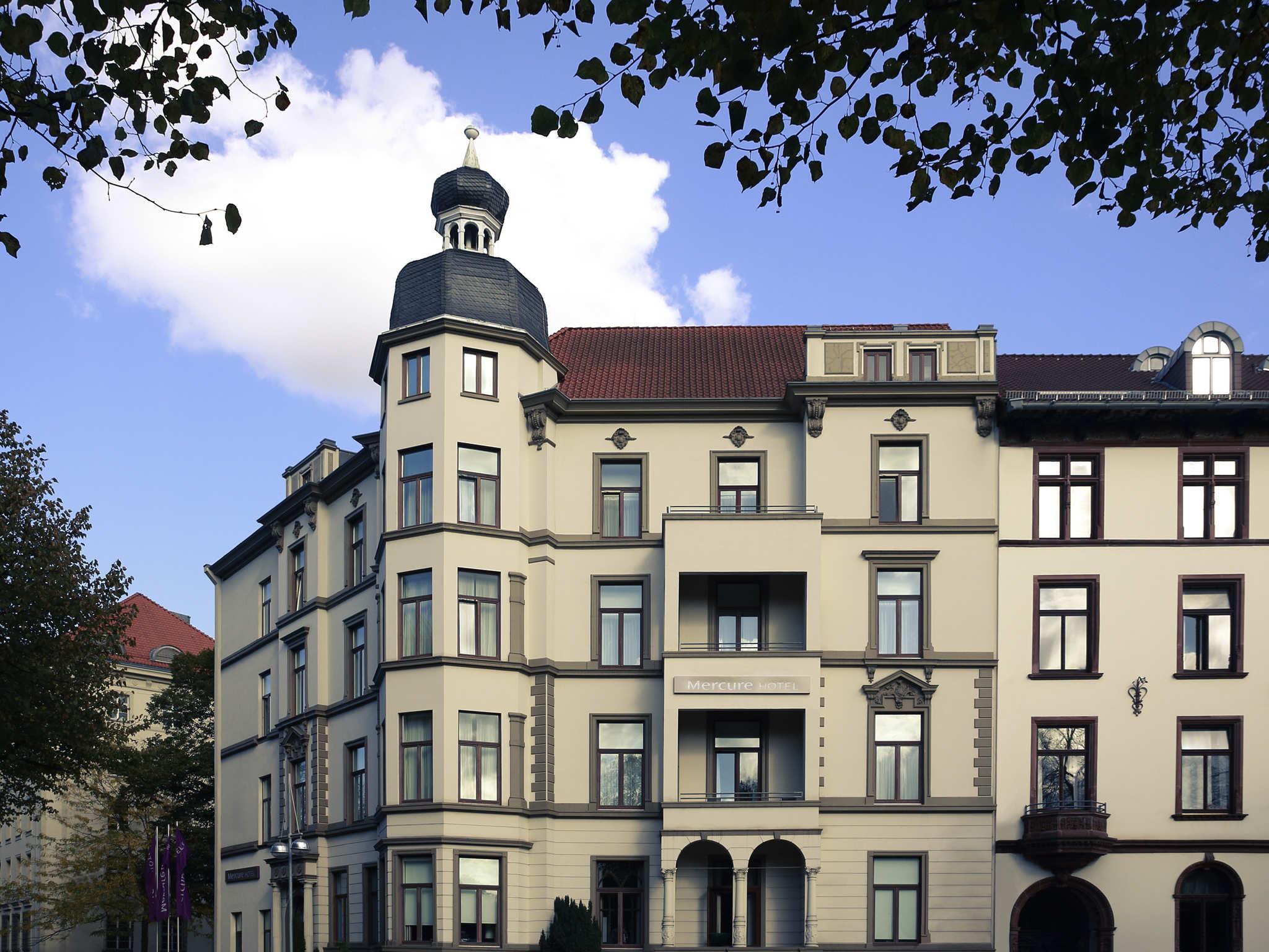 Отель — Mercure Ганновер Сити