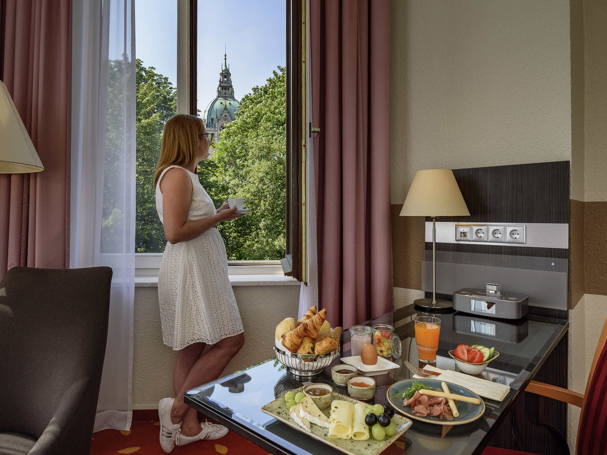 Rooms Mercure Hotel Hannover City
