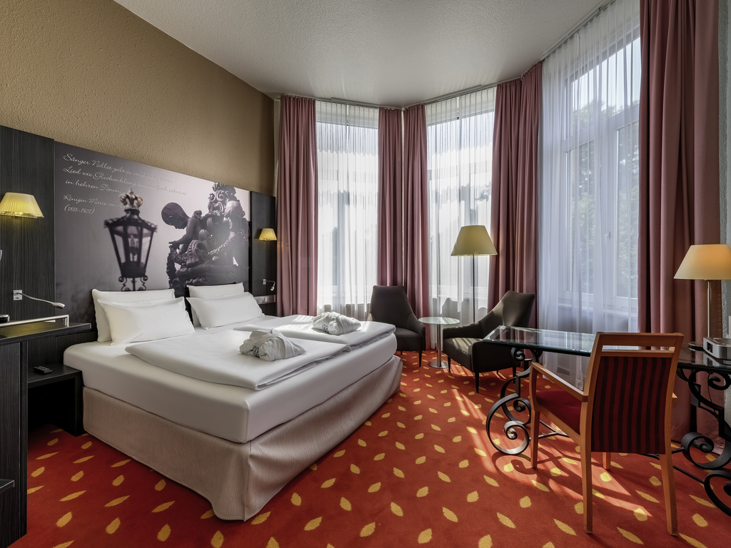 4 Sterne Hotel Hannover City Mercure