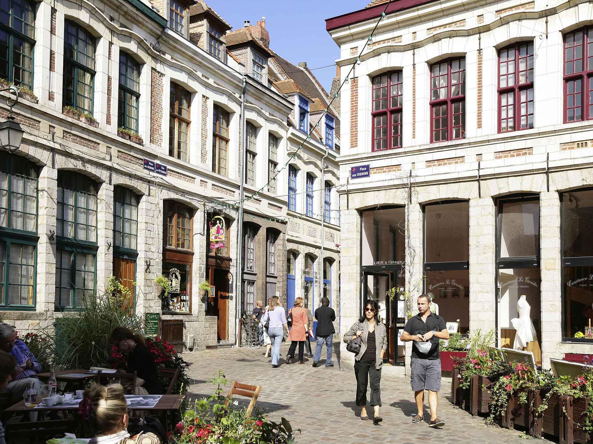 Hotel in ROUBAIX ibis Lille Roubaix Centre