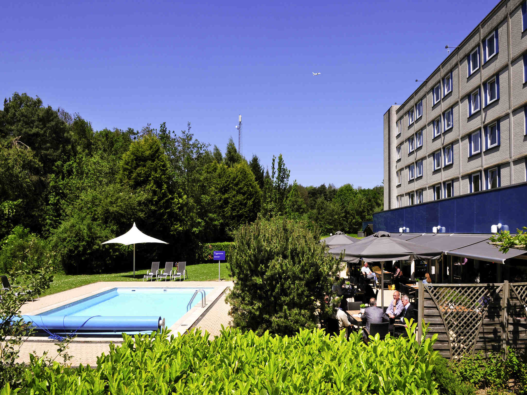 Отель — Novotel Эйндховен