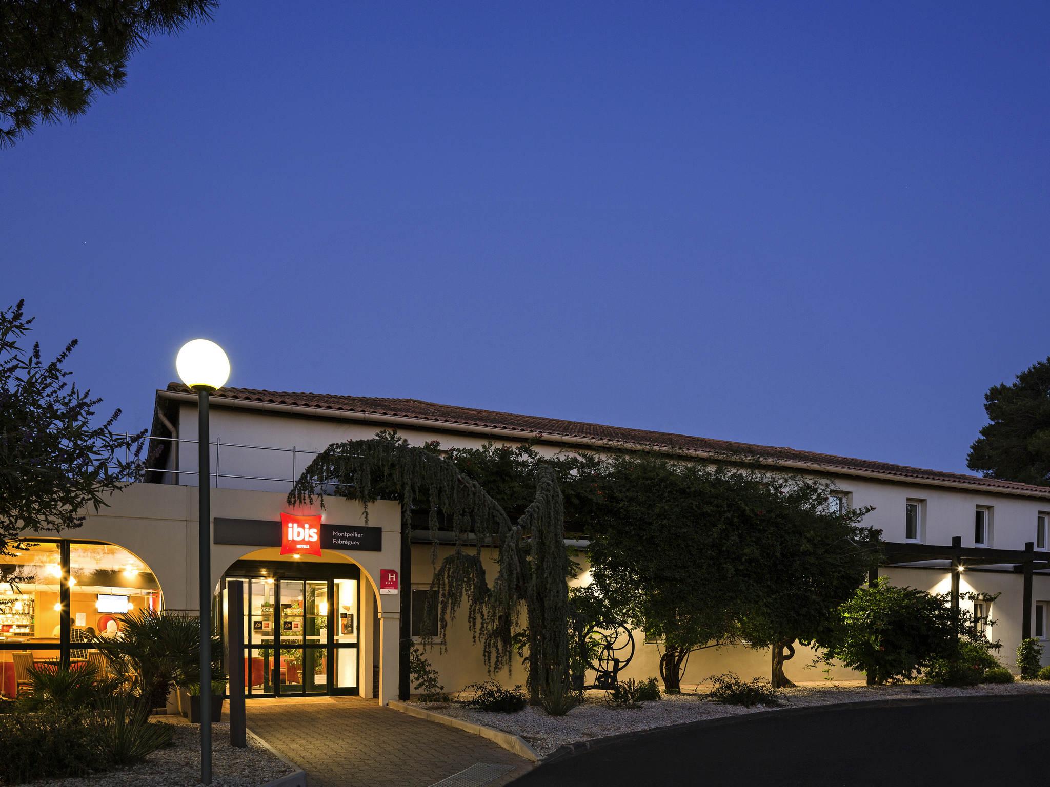 โรงแรม – ibis Montpellier Fabrègues