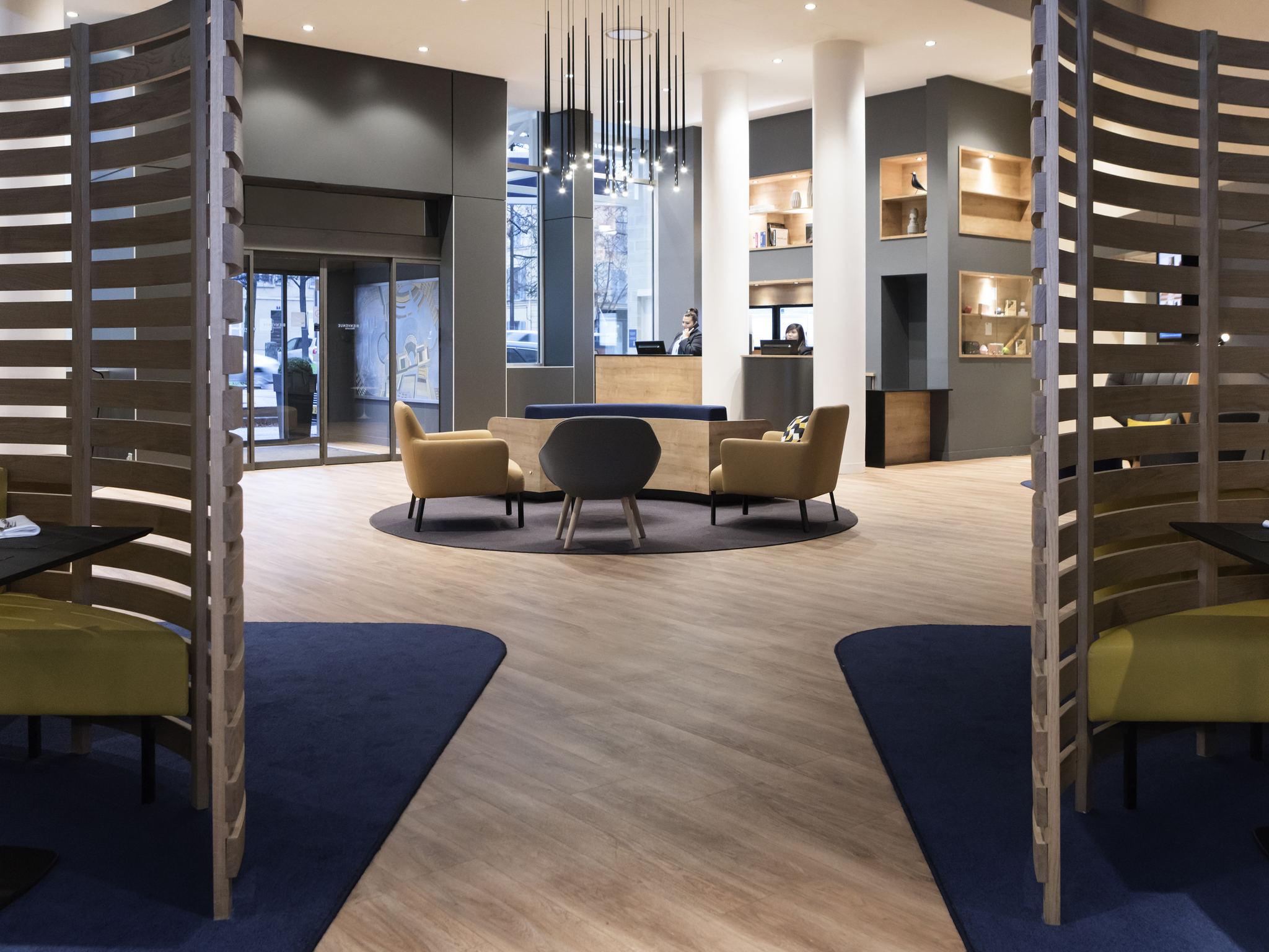 ホテル – ノボテルシャトードベルサイユ