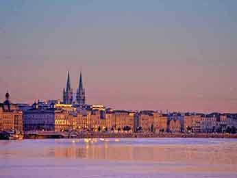 Bestemming - Novotel Bordeaux Centre