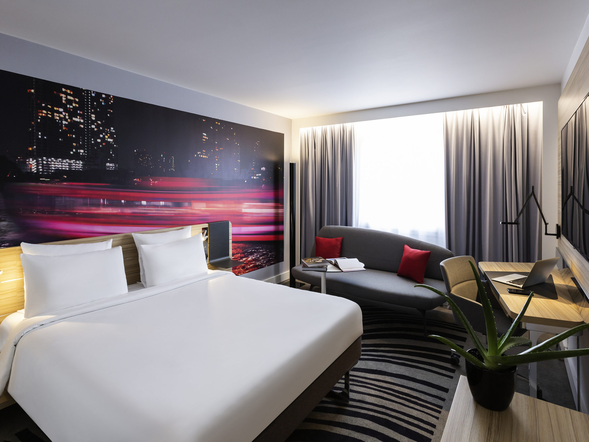 ホテル – ノボテルボルドーサントル