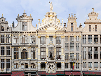 Reiseziel - Novotel Brussels off Grand Place