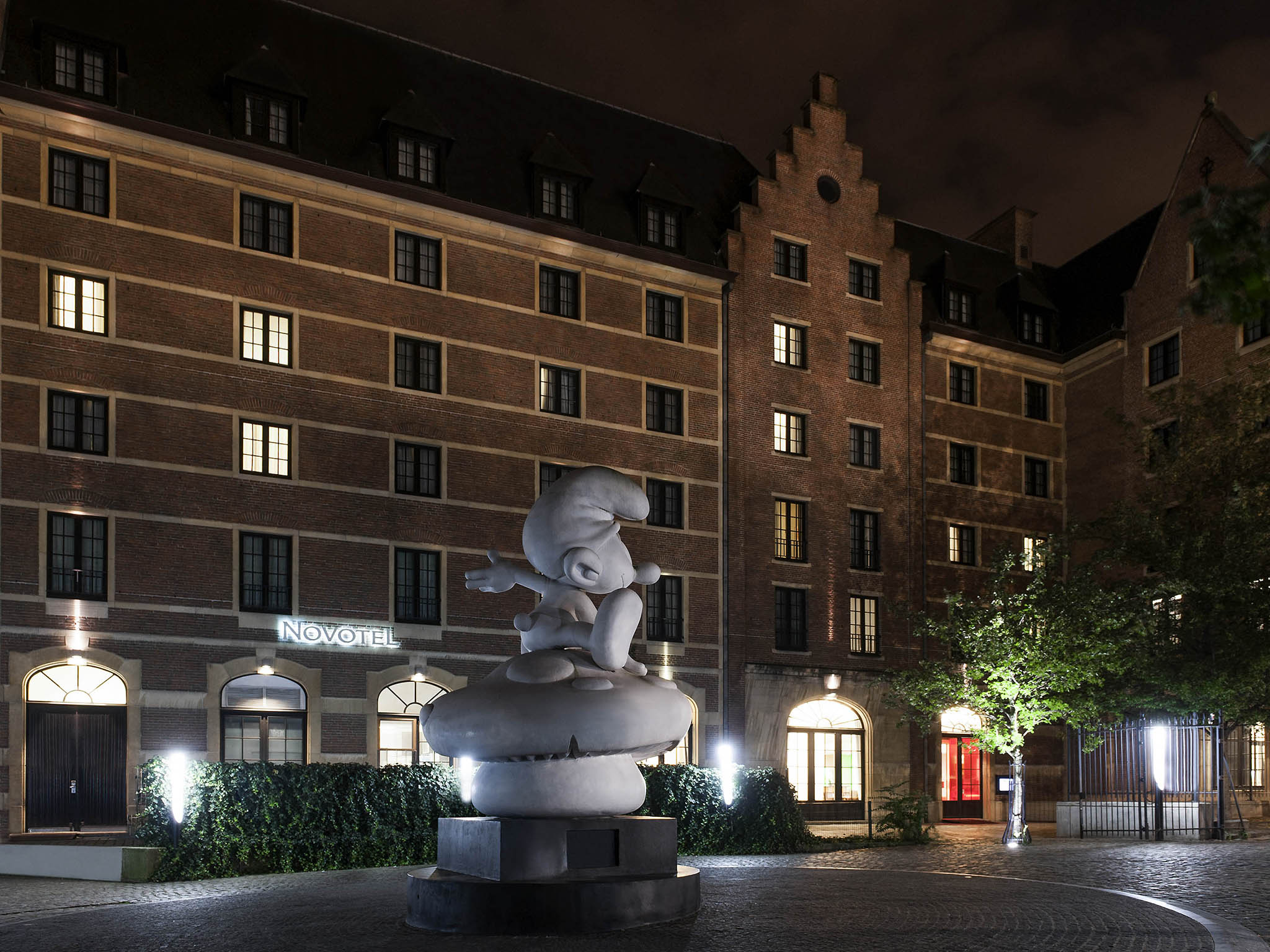 Hotel – Novotel Brussels off Grand'Place