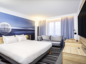 Kamers - Novotel Brussels off Grand Place