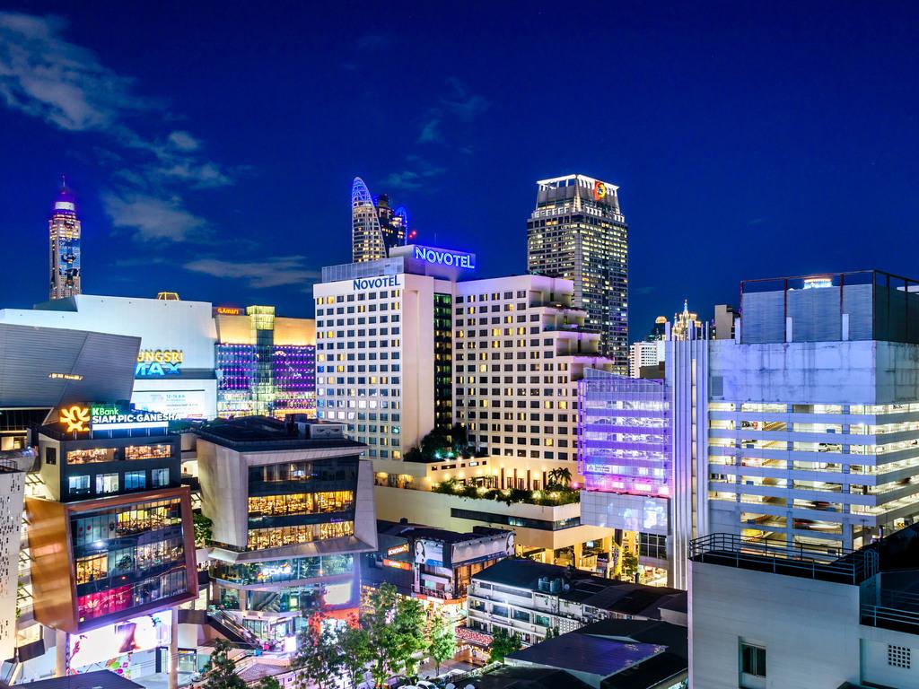 호텔 – 노보텔 방콕 온 시암 스퀘어