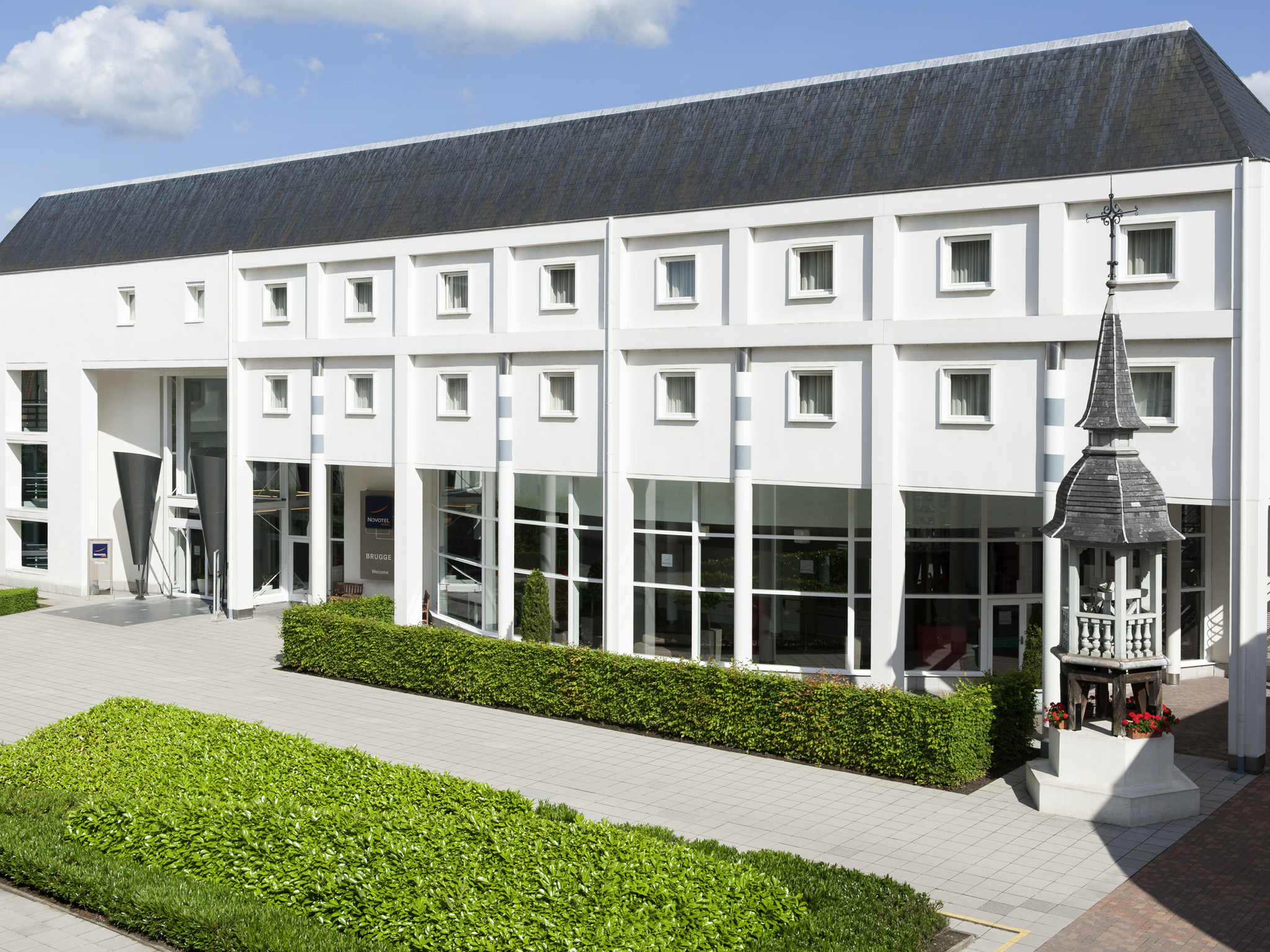 Hotell – Novotel Brugge Centrum
