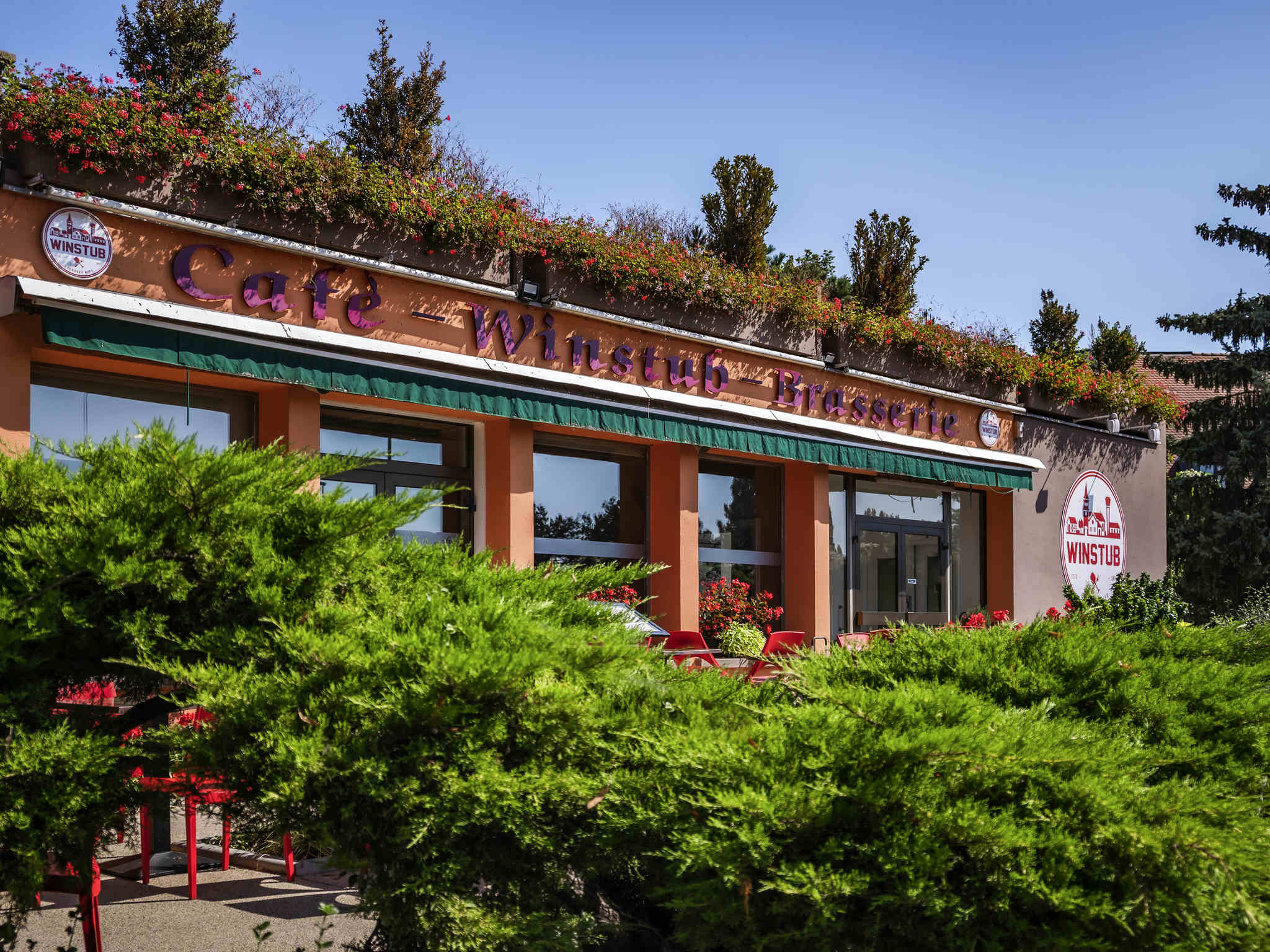 Hotel in horbourg ibis colmar horbourg wihr for Hotels colmar