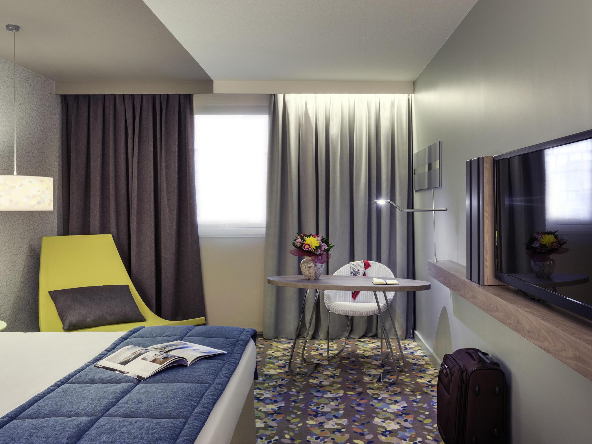 Hotel – Hotel Mercure París Val de Fontenay