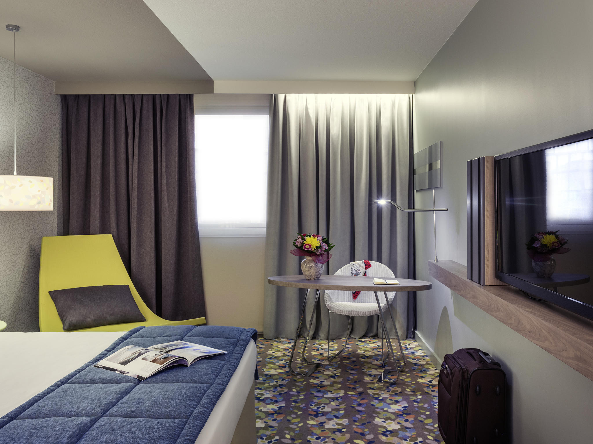 Hotell – Hôtel Mercure Paris Val de Fontenay