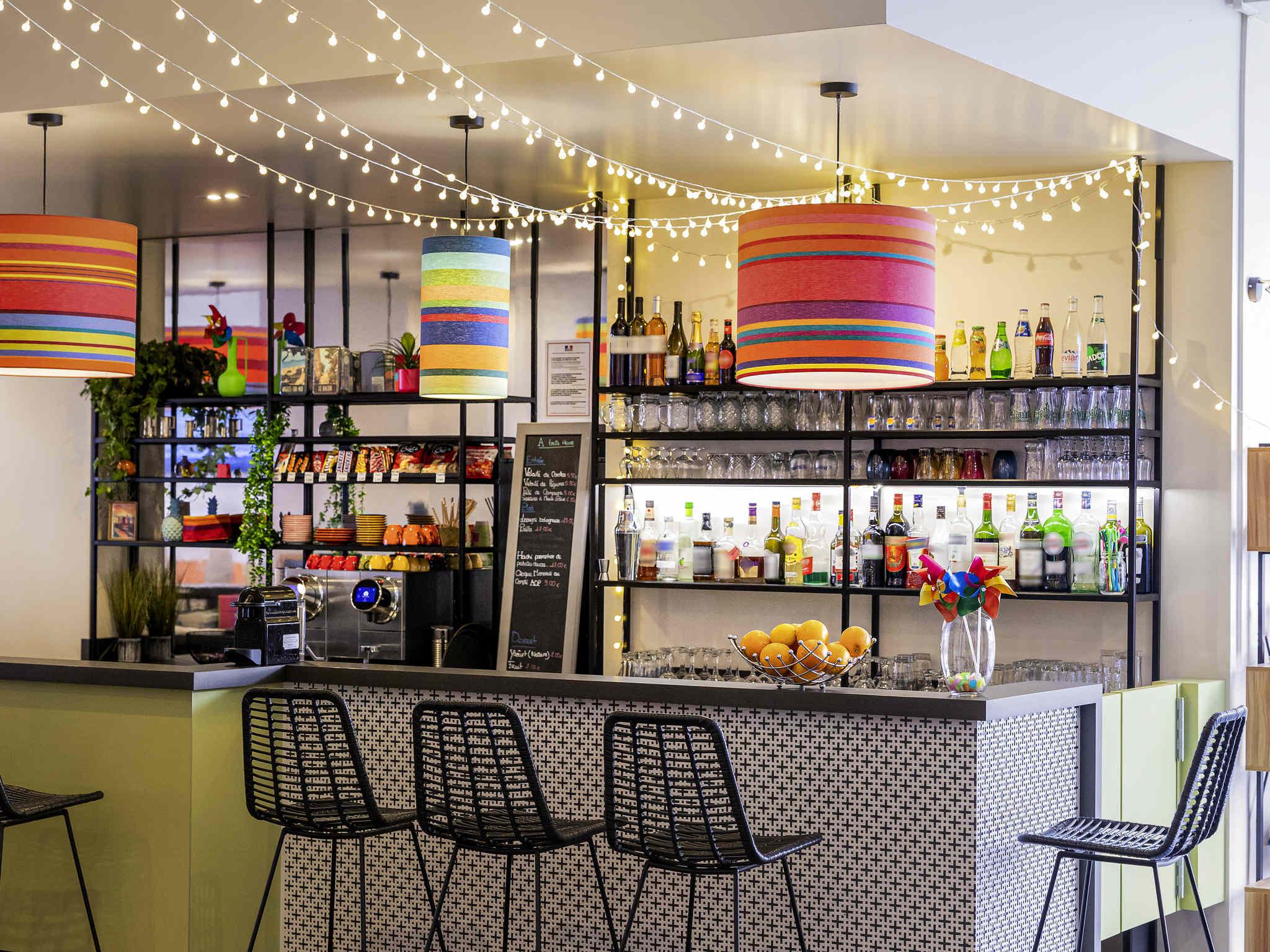 酒店 – 宜必思佩皮尼昂中心酒店
