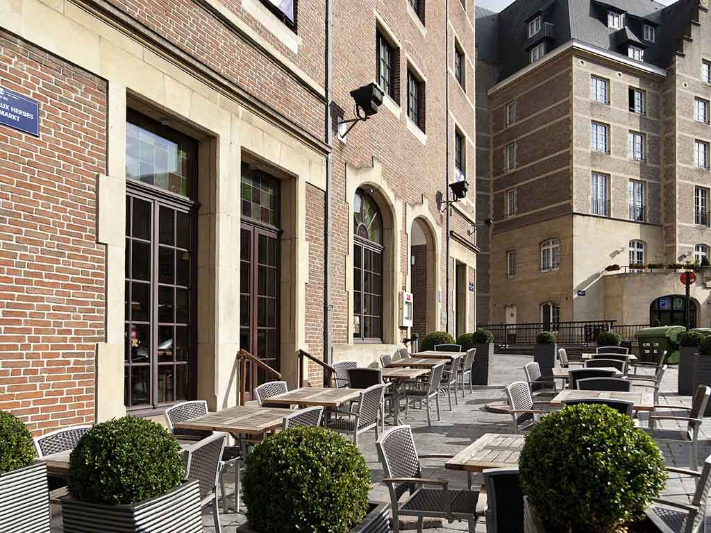 Cheap Hotel Brussels Ibis Near Grand Place